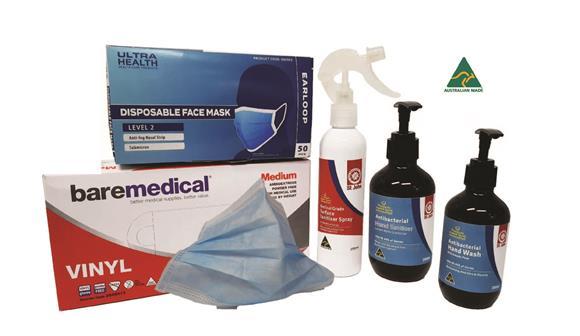 St John pandemic bundle pack product