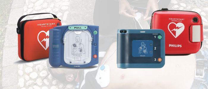 Phillips Heartstart Defibrillators HS1 FRx