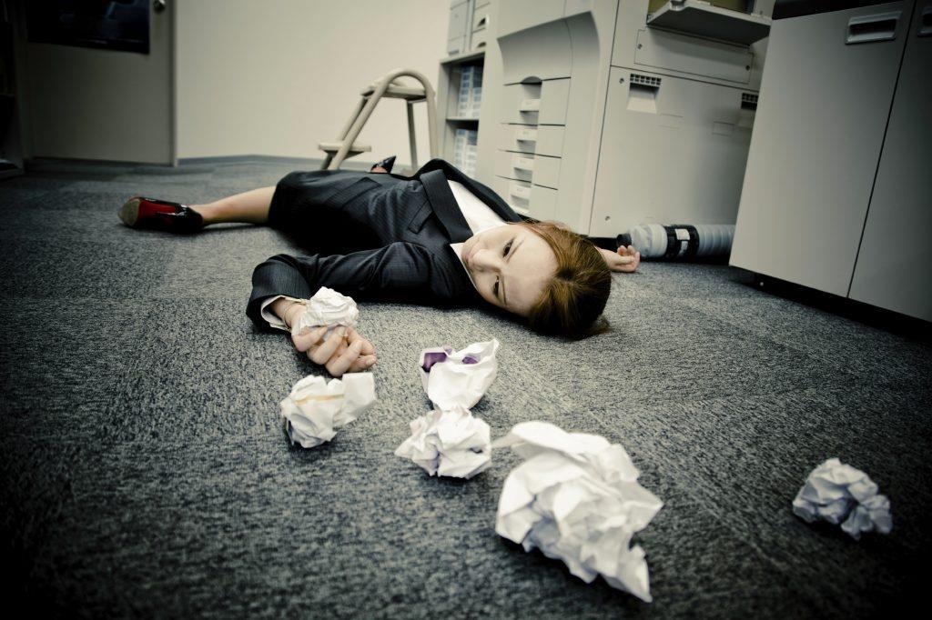 workplace seizure epilepsy