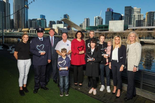 St John First Aid Champion Awards 2019 Winners